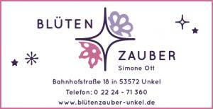 Blütenzauber_Anzeige